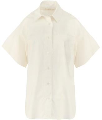 MATIN Drop Shoulder Short Sleeve Shirt