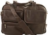 Piel Leather Multi-Pocket Carry-On 3018