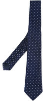 Tonello dots pattern tie - men - Silk - One Size