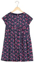 Jacadi Girls' Pleated A-Line Dress