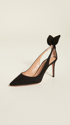 Aquazzura Deneuve 85mm Pumps
