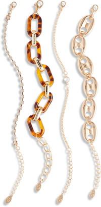 8 Other Reasons Nadia Set of 4 Bracelets