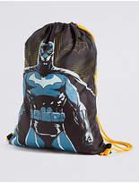 Marks and Spencer Kids' BatmanTM Drawstring Rucksack