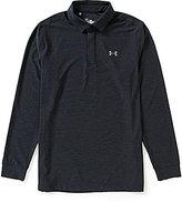 Under Armour Golf Long-Sleeve Polo Shirt