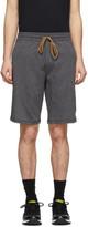 Paul Smith Grey Cotton Jersey Shorts