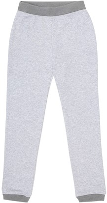 Loro Piana Kids Playtime cotton-blend jersey trackpants