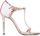 Pollini ankle length sandals