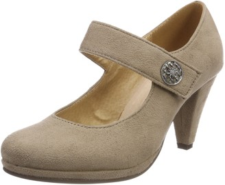 Andrea Conti Women's 3591515 Closed Toe Heels