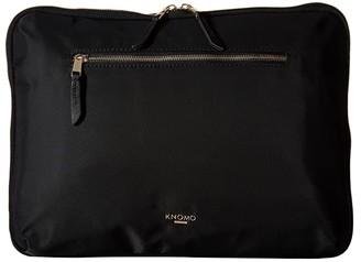 Knomo London Mayfair Knomad II 12 Organiser (Black) Computer Bags
