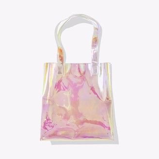 Tarte Sugar Rush Holographic Tote Bag