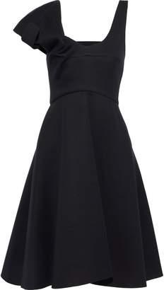Chalayan Asymmetric Flared Modal Dress