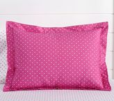 Pottery Barn Kids Organic Pin Dot Duvet Cover