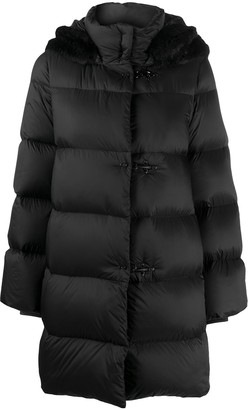 Fay Padded Zip-Up Down Jacket
