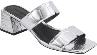 Sigerson Morrison Elda Leather Sandal