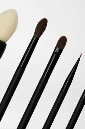 RAE MORRIS Personal 8 Brush Set And Plate - one size