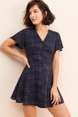 Daisy Street Galaxies Mini Dress