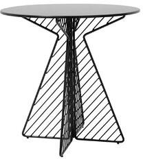 Bend Goods Cafe Dining Table Color: Black