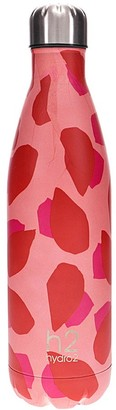 Hydro2 Togo Vacuum Double Wall Stainless Steel Water Bottle 750ml Petal