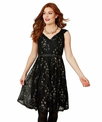 Joe Browns Women's Lacey Party Casual Night Out Dress