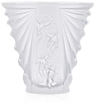 Lalique Naiades Vase
