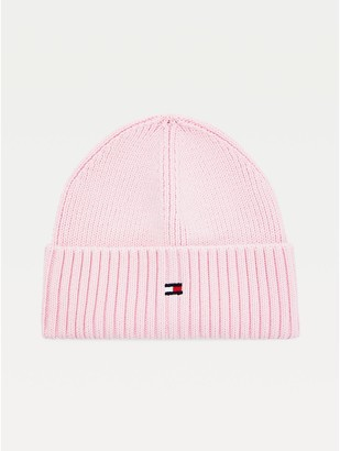 Tommy Hilfiger TH Kids Organic Cotton Beanie
