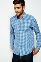 Jack Wills Salcombe Lw Flannel Gingham Shirt
