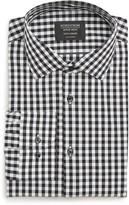 Nordstrom Tech-Smart Extra Trim Fit Stretch Check Dress Shirt