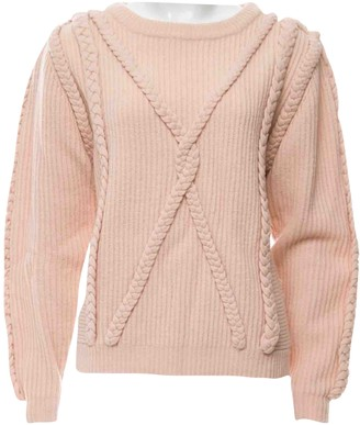 Stine Goya Pink Wool Knitwear for Women