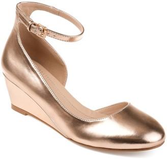 Journee Collection Seely Wedge Heel