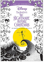 Disney The Nightmare Before Christmas Coloring Book