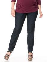 Motherhood Plus Size Secret Fit Belly® 5 Pocket Skinny Leg Maternity Jeans