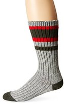 Wigwam Men's Lakewood Classic Fashion and Function Crew Sock