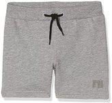 Name It Boy's Sweat Long Unbrushed R Noos Shorts,134