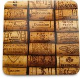 Sur La Table Wine Cork Coasters, Set of 4