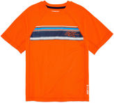 ZeroXposur Zero Xposur Short-Sleeve Striped Rash Guard - Boys 8-20