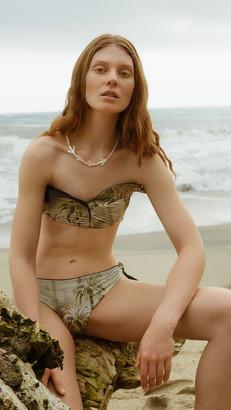 Juan de Dios Reversible Victoria Bikini Top