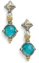 Konstantino Women's 'Iliada' Double Drop Earrings
