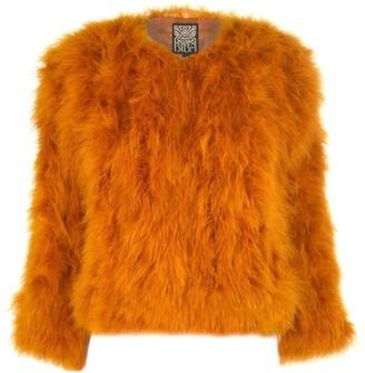 Biba Marabou Jacket