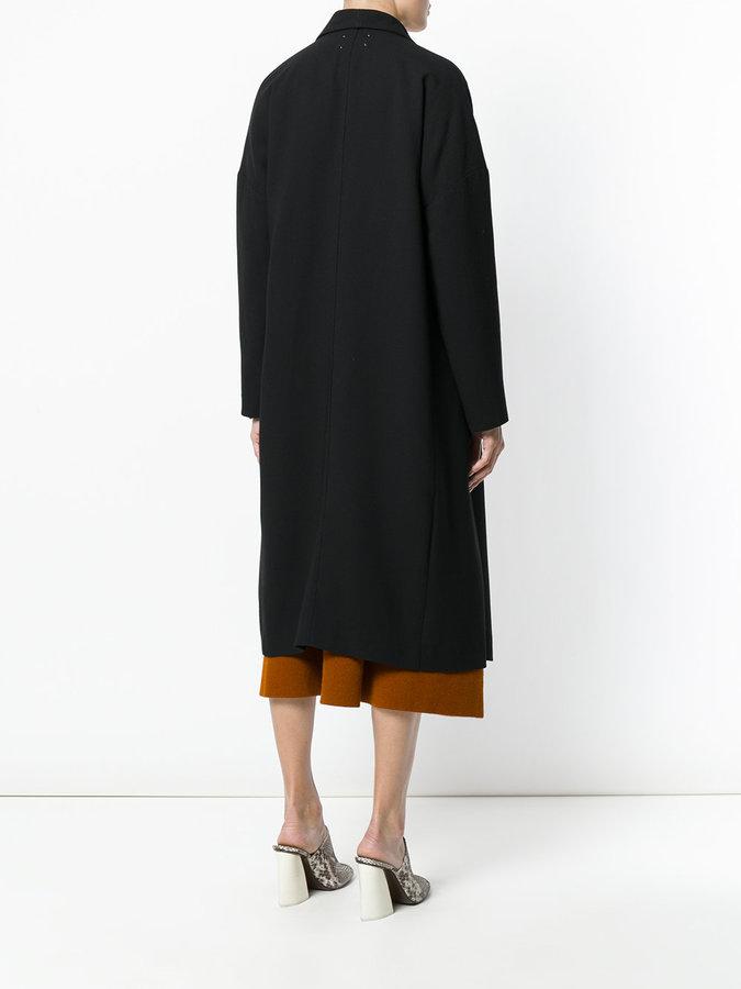 Forte Forte oversized long coat