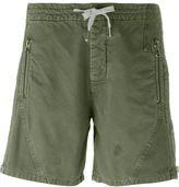 Ermanno Scervino drawstring shorts - women - Cotton - 36