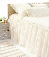 Pine Cone Hill Savannah Linen & Cotton Chambray Bedspread