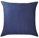 Blissliving Home Mexico City Collection Francisco Chevron Sateen Euro Sham