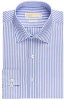 MICHAEL Michael Kors Regular Fit Stripe Dress Shirt
