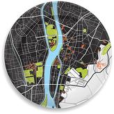 notNeutral Cairo Porcelain City Plate