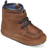 Tommy Hilfiger Baby Boys' Lil' Aiden Booties