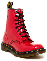 Dr. Martens Patent Lace-Up Boot