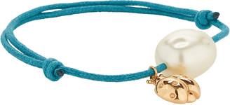 Aurelie Bidermann Grigri Lady Bug Wrap Bracelet