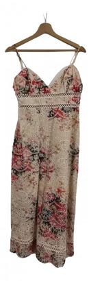 Zimmermann Beige Cotton Dresses