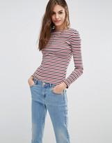 Brave Soul Stripe Top
