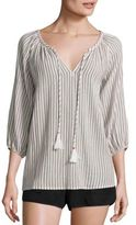 Soft Joie Legaspi Striped Blouse